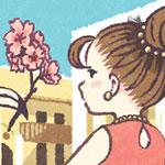 桜フラミンゴ