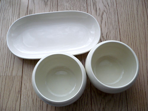 食器 鉢に加工前